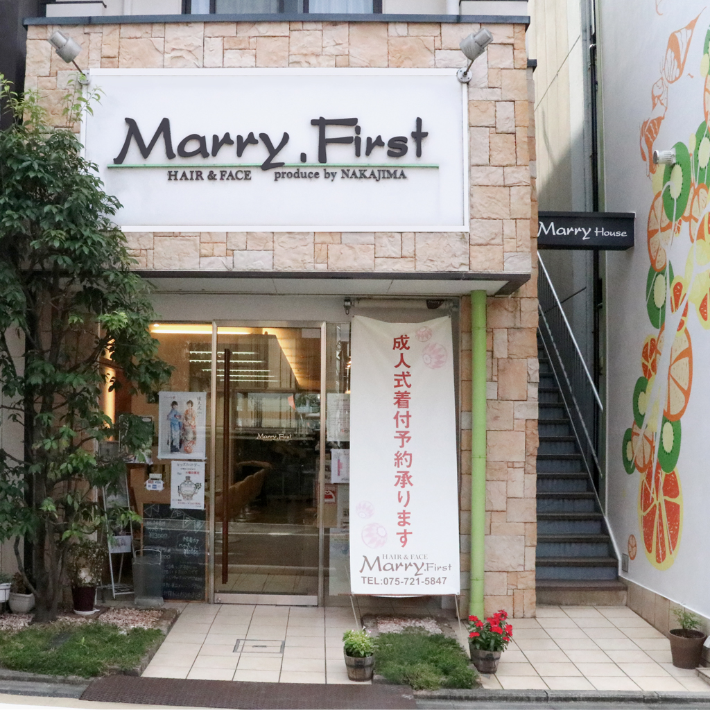 Marry First 外観
